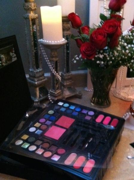 Makeup Try