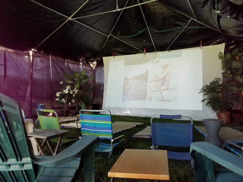 Outdoor Slideshow