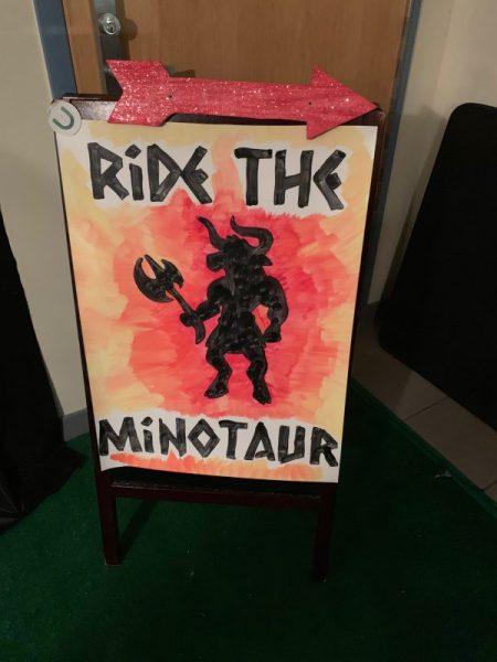 Ride the Minotaur