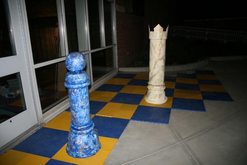 Courtyard activities