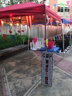 Courtyard games