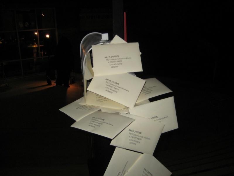 Potter mailbox