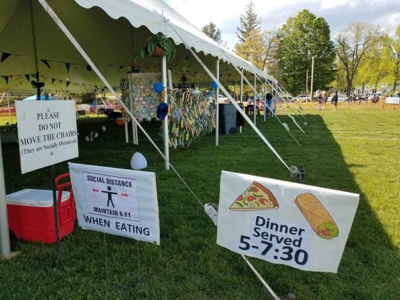Fun Fair Tent